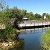 Bridge Near International Village - Lewis Ginter Botanical Gardens - Richmond, VA