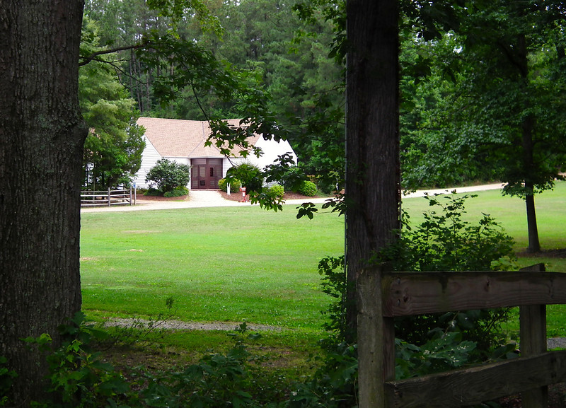 View of Meadow Farm Museum - Meadow Farm - Glen Allen, VA