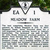 Signage - Meadow Farm - Glen Allen, VA