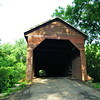Meems Covered Bridge - Mount Jackson, VA<br /> The original, historic Meems Bottom Covered Bridge was built in 1894 after numerous bridges that preceded it were either burned or destroyed in war. Historic documents dating back to the days of the Civil War indicate that one of the first bridges may have been burned in 1862 by Confederate commander Stonewall Jackson in an effort to cover his path as he went up through the Shenandoah Valley ahead of the Union General John C. Fremont just prior to the Civil War Battles of Harrisonburg, Cross Keys and Port Republic.