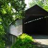 Concrete Footers Go 10 Feet Into Riverbed - Meems Covered Bridge - Mount Jackson, VA