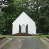Bremo Slave Chapel, Bremo Bluff, VA<br /> The simple Gothic Revival structure now serving as the parish hall of Grace Episcopal Church in Bremo Bluff was constructed in 1835 as a slave chapel for Bremo, the adjacent plantation of John Hartwell Cocke. As a devoted Christian, Cocke decided that his slaves should be taught to read and also that they should be given religious instruction and their own church. The structure was built on what came to be known as Chapel Field. The Bremo Slave Chapel is the state's only known slave chapel. The Chapel fell into disuse after the Civil War, and ca. 1883 it was moved from the original site of Lower Bremo to the village of Bremo Bluff to serve the local Episcopal parish. Consecrated in 1884, it was used as a house of worship until 1924, when the present church was built.