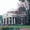 Front View of Monticello, Home of Thomas Jefferson, Charlottesville, VA  5-20-01