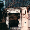 Side View of Montpelier Mansion - Home of James and Dolley Madison - Montpelier Estate, Orange County, VA  1-21-01