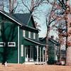 Montpelier Visitor Center, Orange County, VA  1-21-01