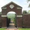 Entrance To The Garden Built For Dolley Madison - Montpelier Restoration Celebration, Orange, VA