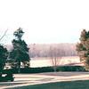 View at Montpelier Estate, Orange County, VA  1-21-01