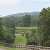 View as We Approached Parking Lot at Mountainside Petting Farm - Afton, VA  9-3-10