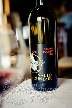 Our first tasting, dry red wine with deep cherry undertones, this was the favorite of the guys