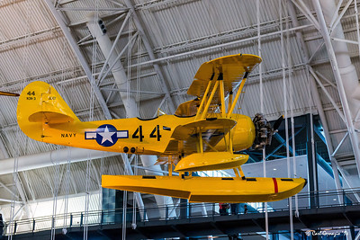 "Naval Aircraft Factory N3N - ""Yellow Peril"""