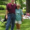 Randal with Carolyn