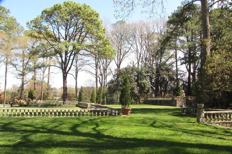 Renaissance Court   Norfolk Botanical Gardens