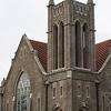 Central Baptist Church - Love the Architecture - Norfolk, VA    1-13-07