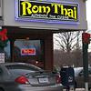 Rom Thai - Our Choice for Dinner - Norfolk, VA - 1-12-07