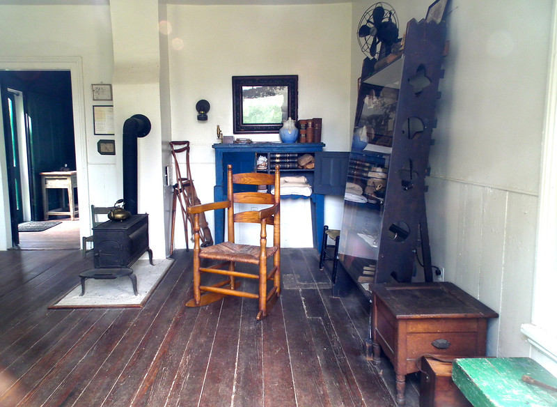 View Through The Window Of Pest House Medical Museum