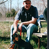 Mason Byrd & Taz - Wildlife Club Trip to Pleasant Grove for a Hike  4-7-02