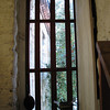 Window at Top of Stairs - Old Jail - Palmyra, VA