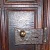 Door Knob and Lock On One Piece of Hardware - VA Center for Architecture - Richmond, VA