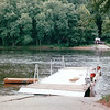 James River - Hadden's Ferry Near Scottsville, VA - August 2001