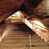 Stairs Up to Ground Level - Our Tour of Shenandoah Caverns - Quicksburg, VA<br /> They took everybody down and back up on the elevator.