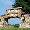 Entrance to Shenandoah Caverns - Quicksburg, VA