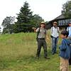 Ranger Talk on History of Big Meadows - Shenandoah National Park - Milepost 51