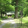 View of Hoover's Home - Rapidan Camp or Herbert Hoover's Camp - Shenandoah Nat'l Park  6-10-10