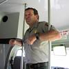 Our Driver and Guide for Rapidan Camp or Herbert Hoover's Camp - Shenandoah Nat'l Park  6-10-10