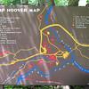 Map of Rapidan Camp or Herbert Hoover's Camp - Shenandoah Nat'l Park  6-10-10