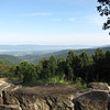 Overlook on Skyline Drive - Shenandoah National Park, Virginia