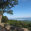 Overlook on Skyline Drive - Shenandoah National Park, Virginia