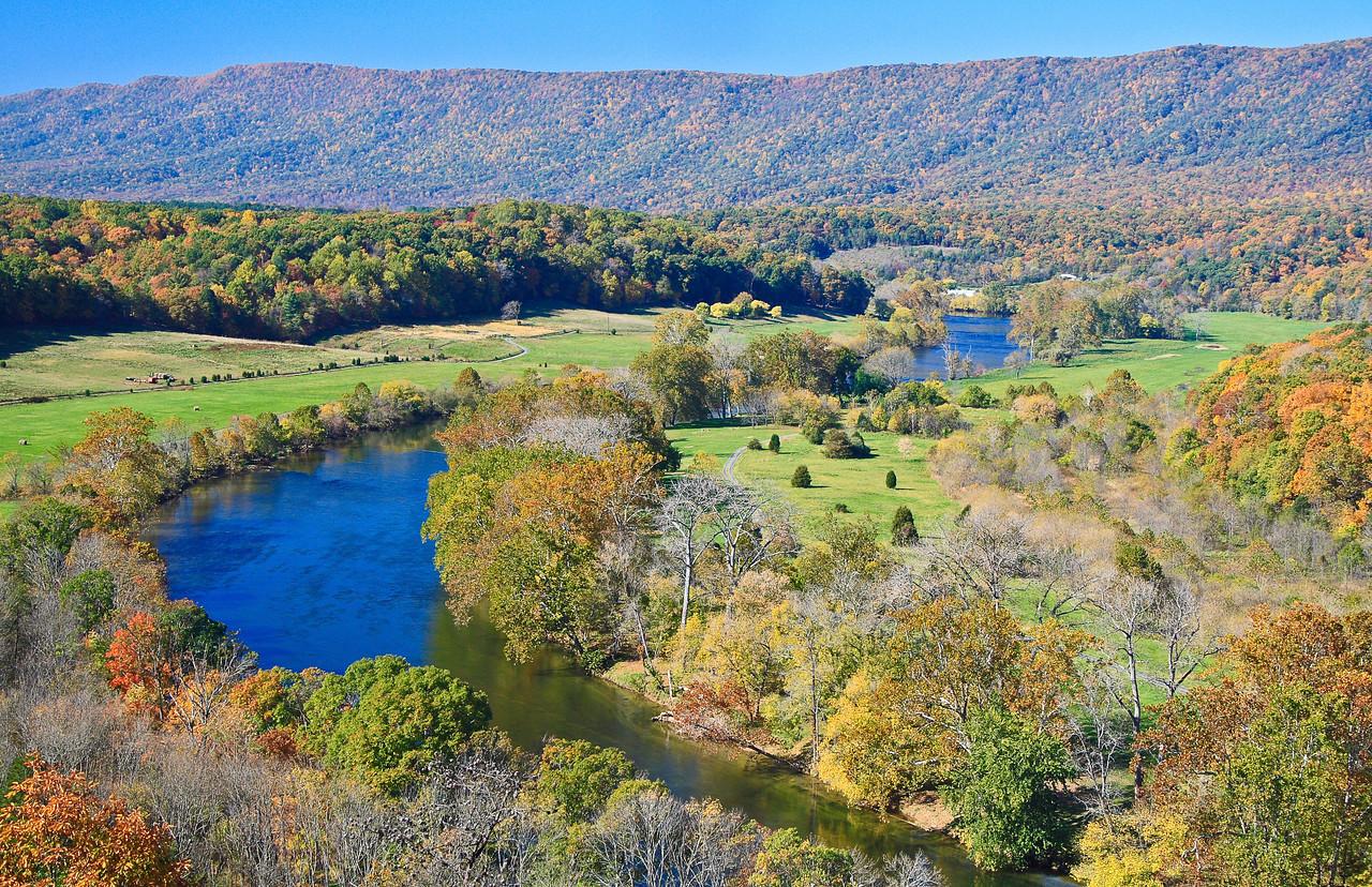 Shenandoah State Park Front Royal Virginia