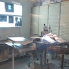Surgical Room - The Wildlife Center, Lyndhurst, VA  10-18-09