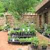 Garden Shop with Heritage Plants - Monticello Visitor Center - May 28, 2010