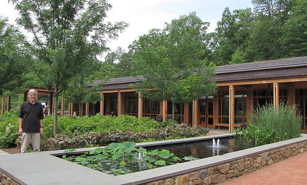 Charlottesville, VA - Monticello - Thomas Jefferson Visitor Center