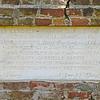 Grave Marker in Cemetery Plot for a List of People - Tuckahoe, Thomas Jefferson's Boyhood Home - Richmond, VA