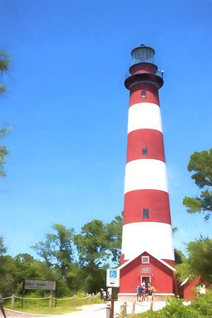 Assateague Lighthouse--4