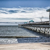 Nearby Buckroe Fishing Pier, Hampton Roads, VA