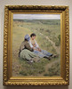 Heartbreak by Charles Sprague Pearce - Virginia Fine Museum of Art - Richmond, VA  9-2-10