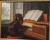 Richmond, VA - Virginia Museum of Fine Arts - Portrait of an Extraordinary Musical Dog - Philip Reinagle - 1805