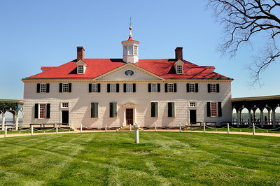 Mount Vernon - The Main Mansion