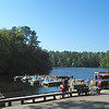 Paddleboat Rentals - Waller Mill Park - Williamsburg, VA<br /> Surrounding the lake (286-acre reservoir), miles of trails offer beautiful sights.  We took the Bayberry Trail which had many views of the lake as you walked.