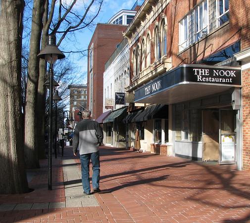 Charlottesville, VA - Around Town