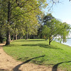 View of River From the Entrance Path - Westover Plantation - Charles City, VA  10-23-10