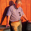 Ed Clark, President & Co-Founder of The Wildlife Center Benefit at Carter Mountain Orchard, Charlottesville, VA  6-9-12