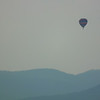 Closer View of One Balloon - The Wildlife Center Benefit at Carter Mountain Orchard, Charlottesville, VA  6-9-12
