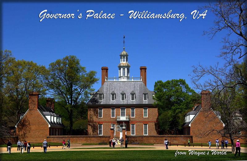 Govenor's Palace