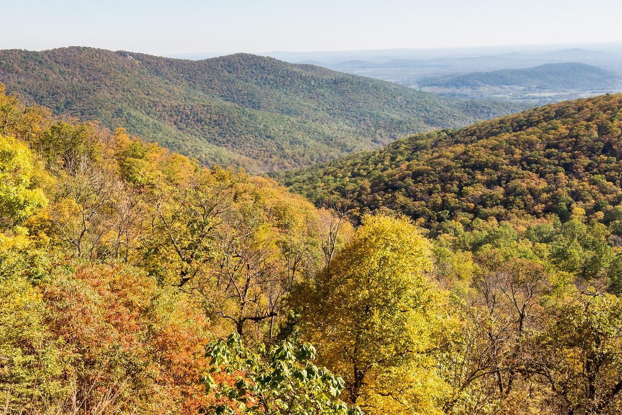 Shenandoah National Park - October 2013
