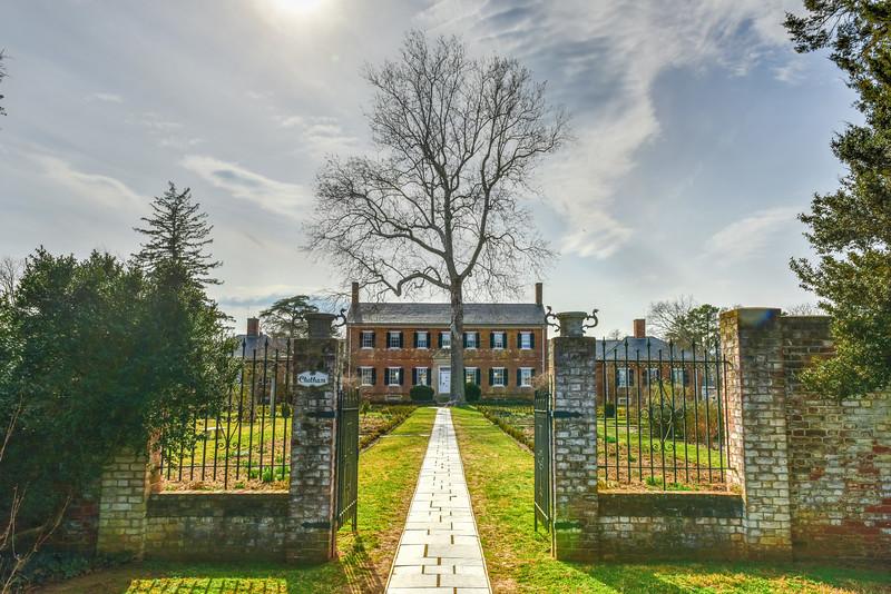 Chatham Manor - Stafford County, Virginia