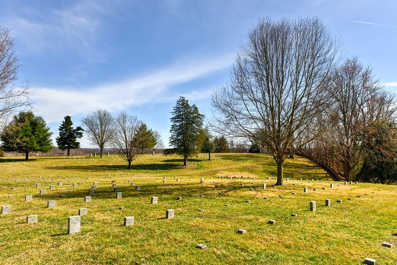 Battlefield - Fredericksburg, Virginia